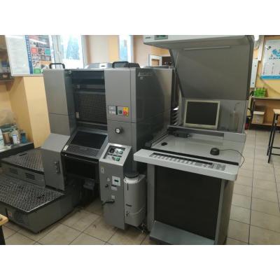 Maszyna Presstek 34DI-X