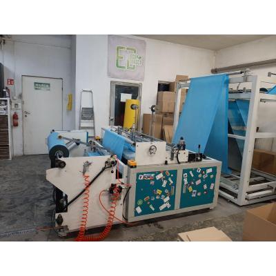 Na sprzedaż maszyna do produkcji toreb z włókniny