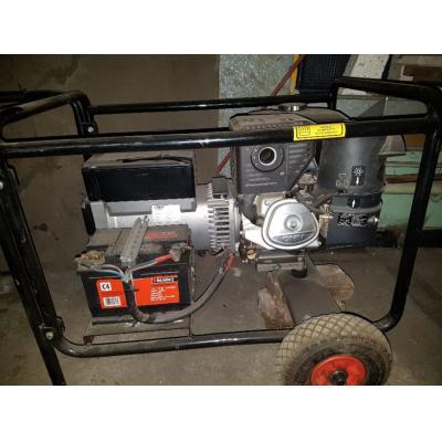Zespół prądotwórczy SMG-9TE poz.372