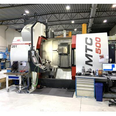 Centrum tokarsko frezarskie MAS Multicut 500i CNC