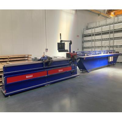 2x K.Schulten GmbH &Co.KG AluKap 350-3 +Stół pod.