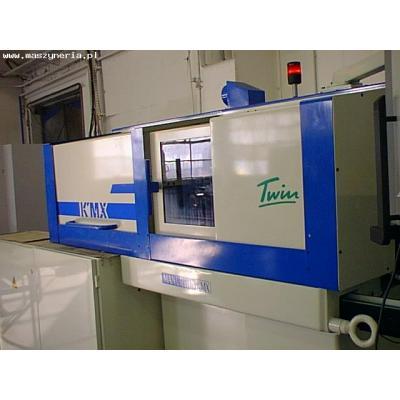 Automat wzdłużny typu szwajcarskiego CNC Manurhin