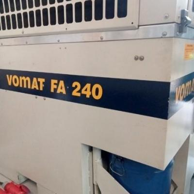 Separator czyszczenia chłodziwa VOMAT FA 240 EKSd