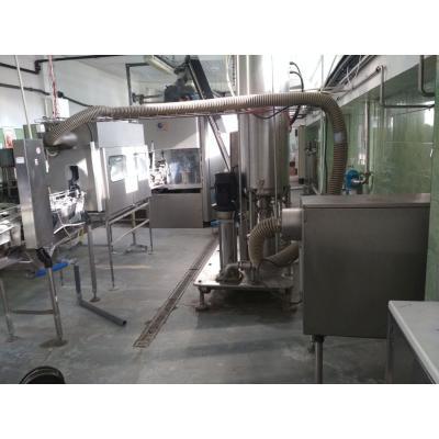 Kompletna linia do produkcji wody mineralnej w opa