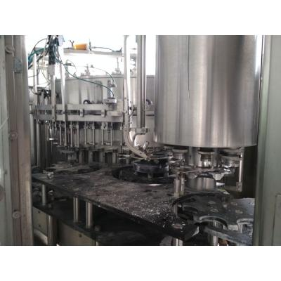Linia do produkcji wody mineralnej opak. PET 1.5 l