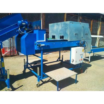 Maszyna do obierania cebuli Golden Machine 2 rzędo