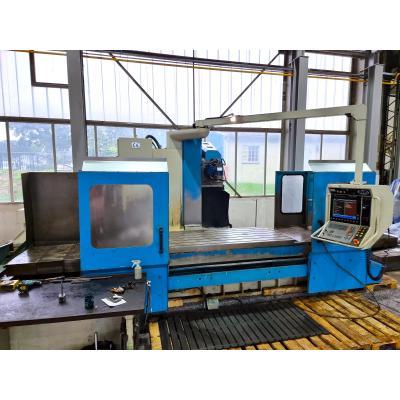 Frezarka łożowa CNC MTE BF 2200