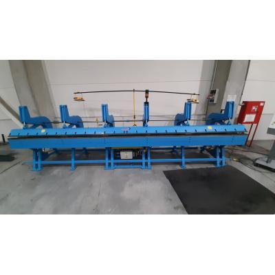 "Zaginarka hydrauliczna ZGH - 5000/0,6 ""MAZANEK"""