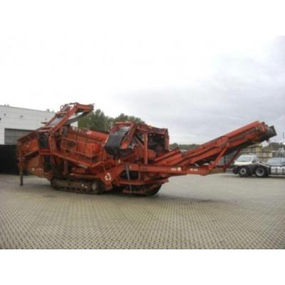 TEREX Finlay 883 Siebmaschine/ BJ 2005 / 4808 Std.