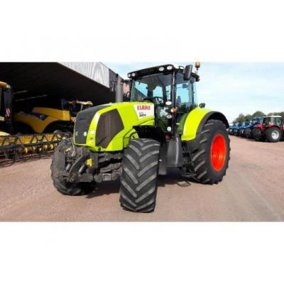 Claas AXION820