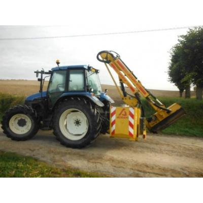 New Holland TS 110 + AGRAM