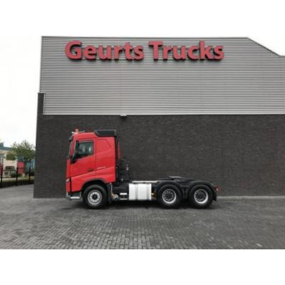 Volvo  FH 500 6X4 TRACTORS 3X IN STOCK LIKE NEW