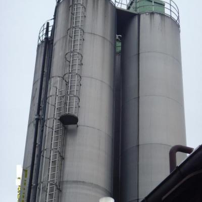 Silosy aluminiowe 120m3