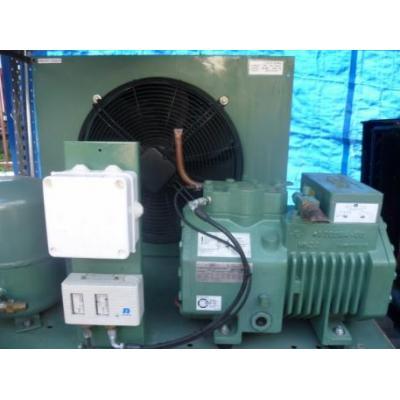 Używany agregat chłodniczy używane sprężarki