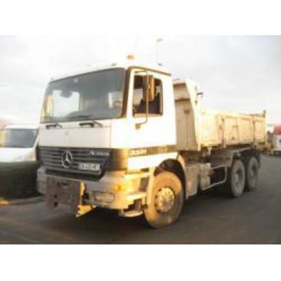 Mercedes ACTROS 3331