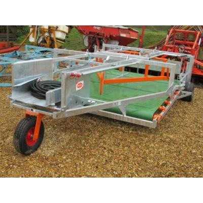 Ritchie Super Sledge Flat 8 Belt floor Hi Capacity