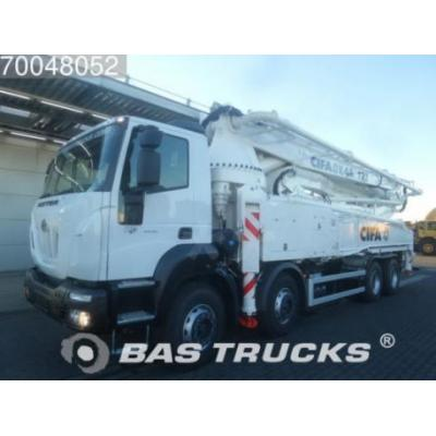 Astra  HD9 84.42-80 8X4 Manual Big-Axle Steelsuspe
