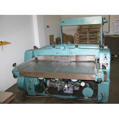 Maszyna do produkcji opakowań tekturowych-slotter