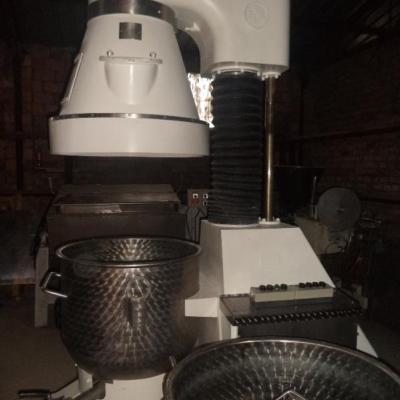 Mikser mixer planetarny 200 litrów
