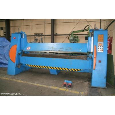 Zaginarka hydrauliczna HOCHSTRATE 5 x 3000 mm r.b