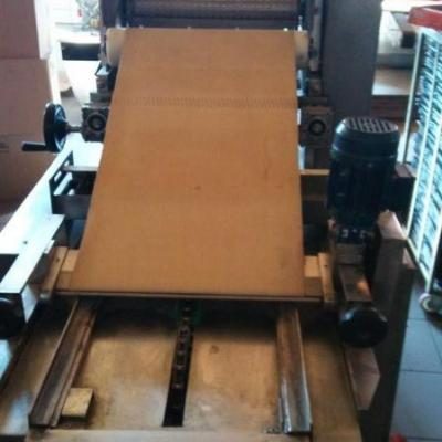 Maszyna walcowa do ciastek