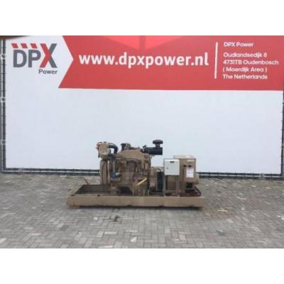 Cummins  6CTA8.3 - 160 kVA Generator - DPX-11100