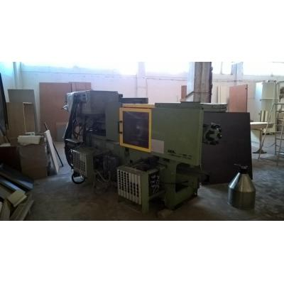 Wtryskarka ARBURG Allrounder 270 CMD 400-140