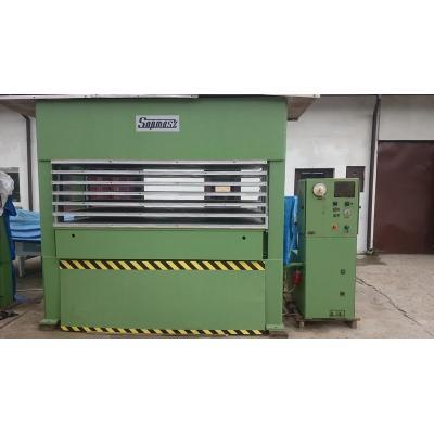 Prasa hydrauliczna o nacisku 260T, 2500 x 1300 mm