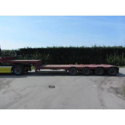 Tang  Platform trailer 4 axle
