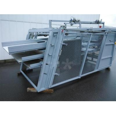 Grisnich Campfens sorting machine for potatoes and