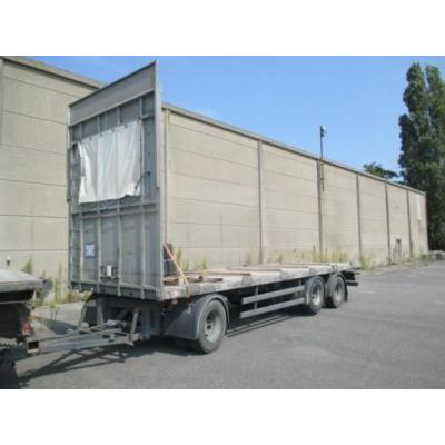 Lecitrailer  RG3 DOLLY