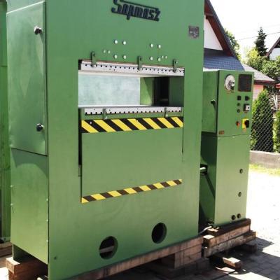 Prasa hydrauliczna o nacisku 400 Ton - 1160x650 mm