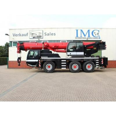 Liebherr LTM 1055-3.1 checked and reconditioned by