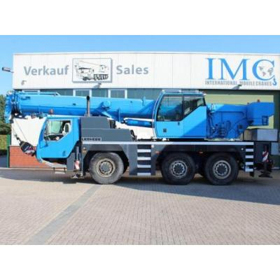 Liebherr LTM 1045-1 checked and reconditioned by o