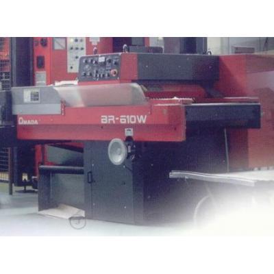 Maszyna do zaczyszcania blach Zaczyszczarka AMADA
