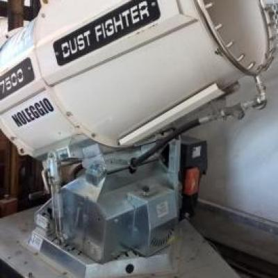 DF ECOLOGY DUST FIGHTER 7500 2011