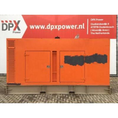 SCANIA  DC12 60A - 350 kVA Generator - DPX-10972
