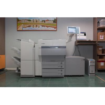 CANON C1 PLUS maszyna cyfrowa + finisher+ Fiery Q2