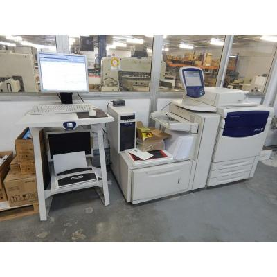 Drukarka cyfrowa XEROX 700DCP with FreeFlow Print