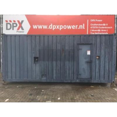 SCANIA  DC16 45A - 500 kVA Generator - DPX-10980