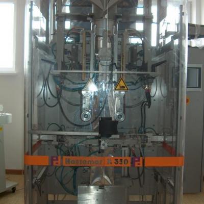 Automat pakujący HASTAMAT waga wielogłowicowa 14
