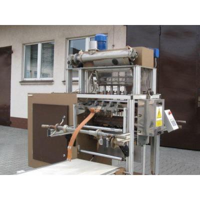 Automat Pakujący MIFLEX As-5s SASZETKARKA 5rzędowy
