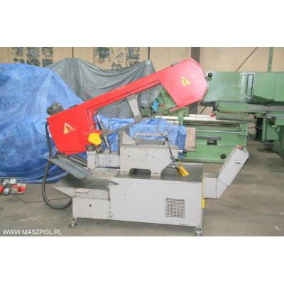 Przecinarka taśmowa BOMAR STG 410/260 stan technic