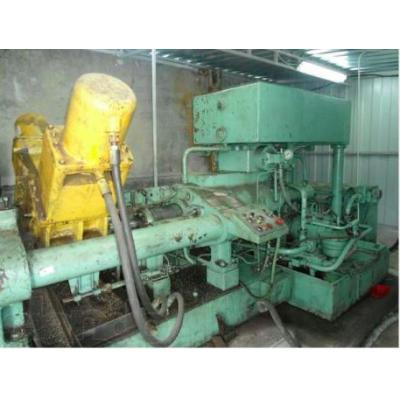 Brykieciarka do wiórów nacisk 250 ton,mod. B-6234,