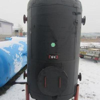 Zbiornik ciśnieniowy sprężonego powietrza Hydrofor