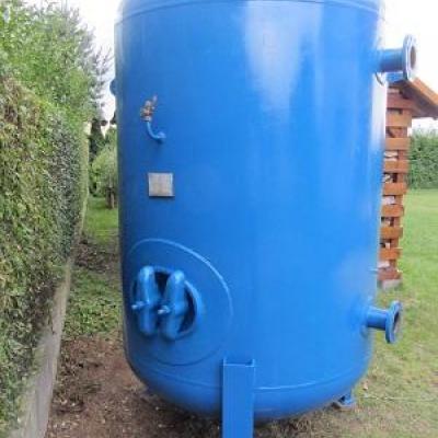 Zbiornik ciśnieniowy sprężonego powietrza 4m3