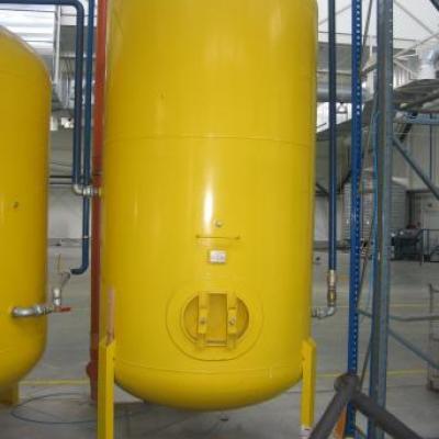 Kupię Zbiornik ciśnieniowy sprężonego powietrza