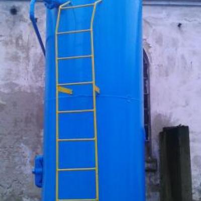 Zbiornik ciśnieniowy sprężonego powietrza 5m3