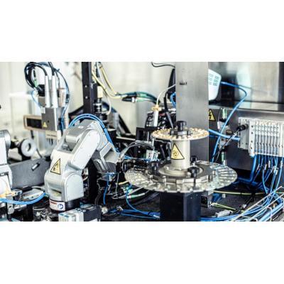 Najmniejszy 6-osiowy robot przemysłowy na świecie